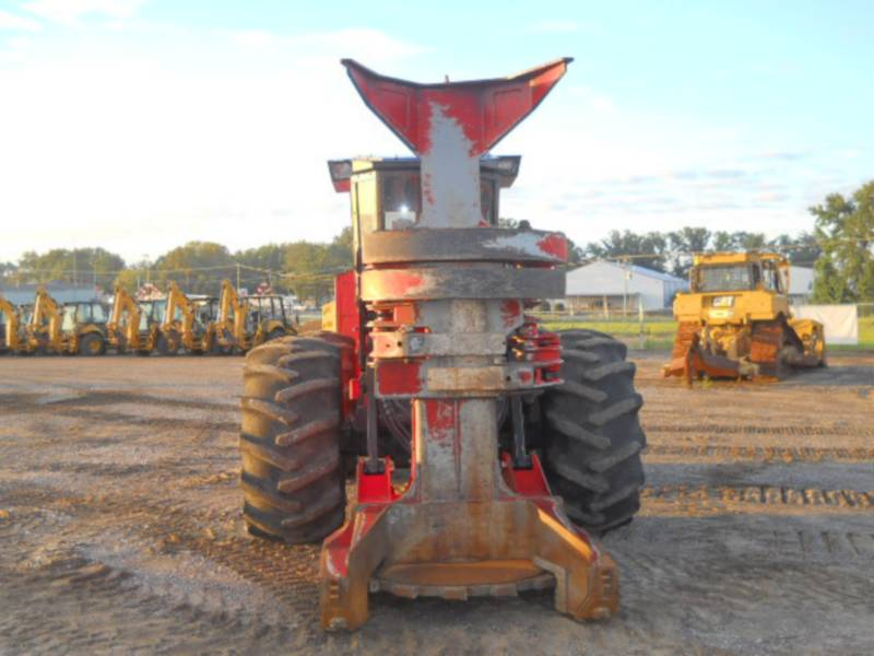 CATERPILLAR FORESTRY - FELLER BUNCHERS - WHEEL 2670C equipment  photo 8