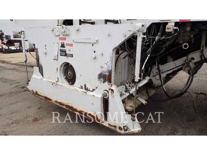 ROADTEC WT - COLD PLANER RX68B equipment  photo 18