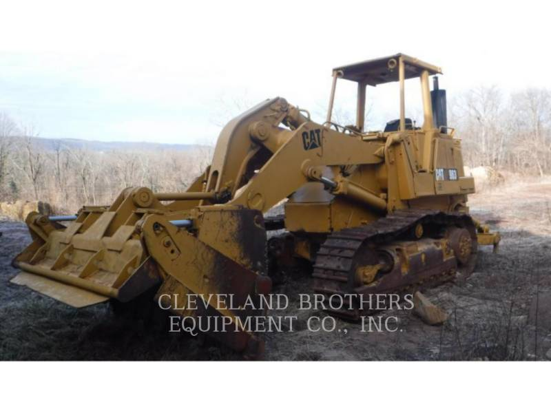 Caterpillar ÎNCĂRCĂTOARE CU ŞENILE 963 equipment  photo 1