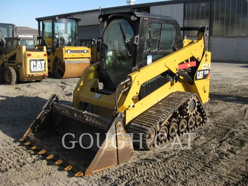 CATERPILLAR MULTI TERRAIN LOADERS 257DLRC equipment  photo 2