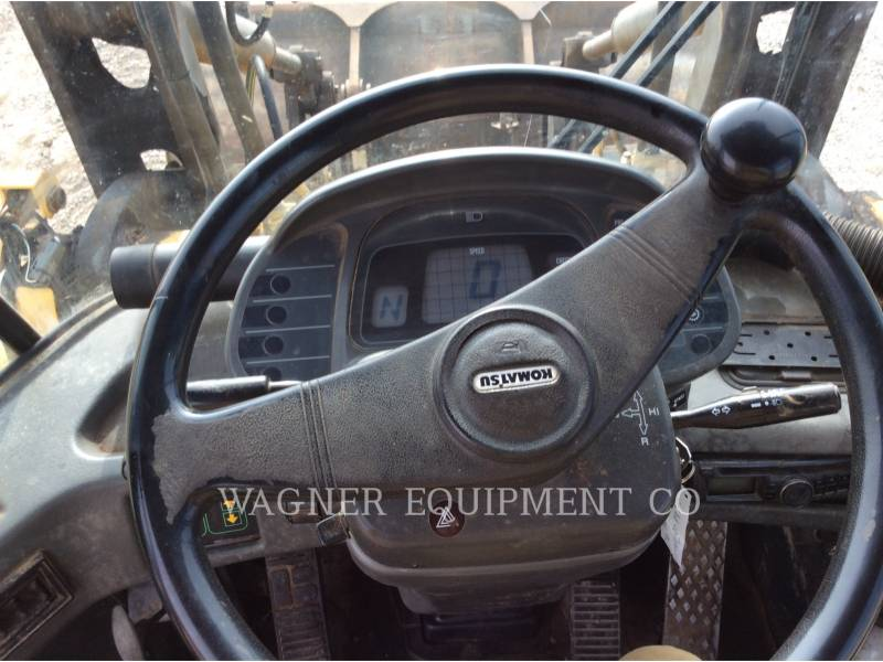 KOMATSU ホイール・ローダ/インテグレーテッド・ツールキャリヤ WA250-3PT equipment  photo 12