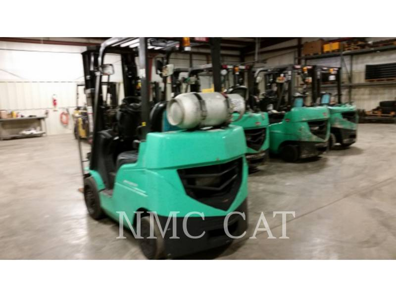 MITSUBISHI FORKLIFTS FORKLIFTS FGC25N_MT equipment  photo 1