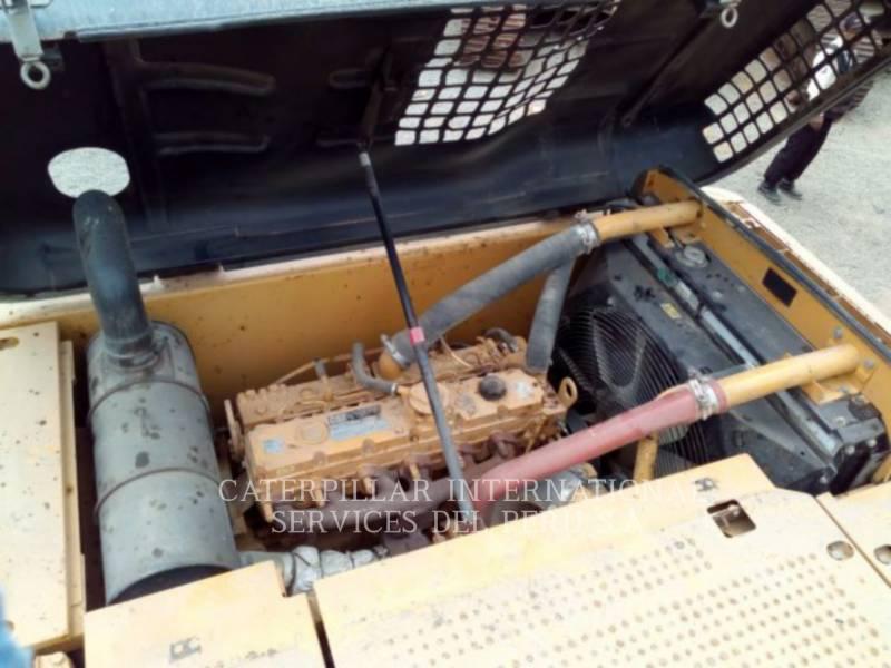 CATERPILLAR EXCAVADORAS DE CADENAS 320 D 2 REACH equipment  photo 14