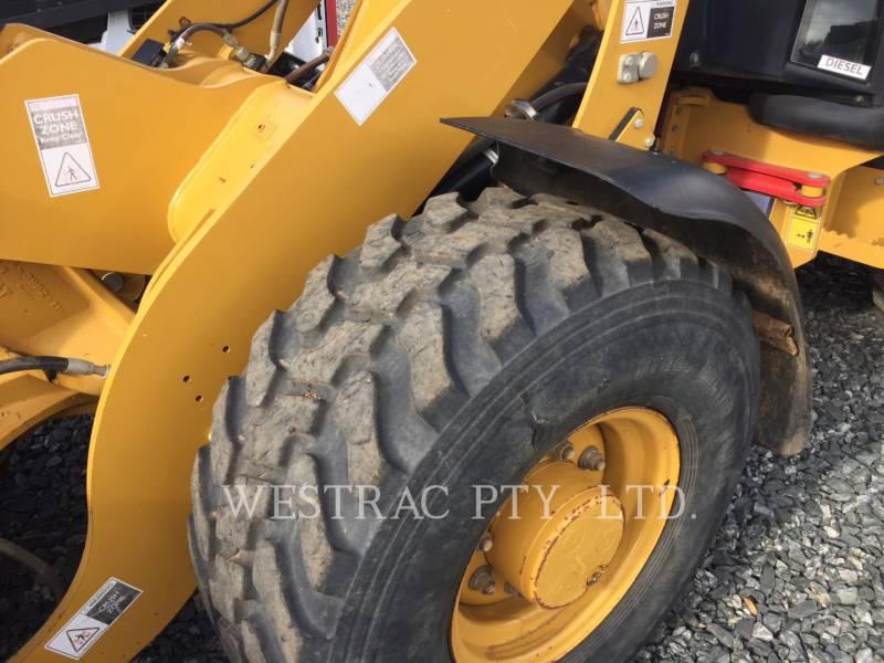 CATERPILLAR RADLADER/INDUSTRIE-RADLADER 906H equipment  photo 6