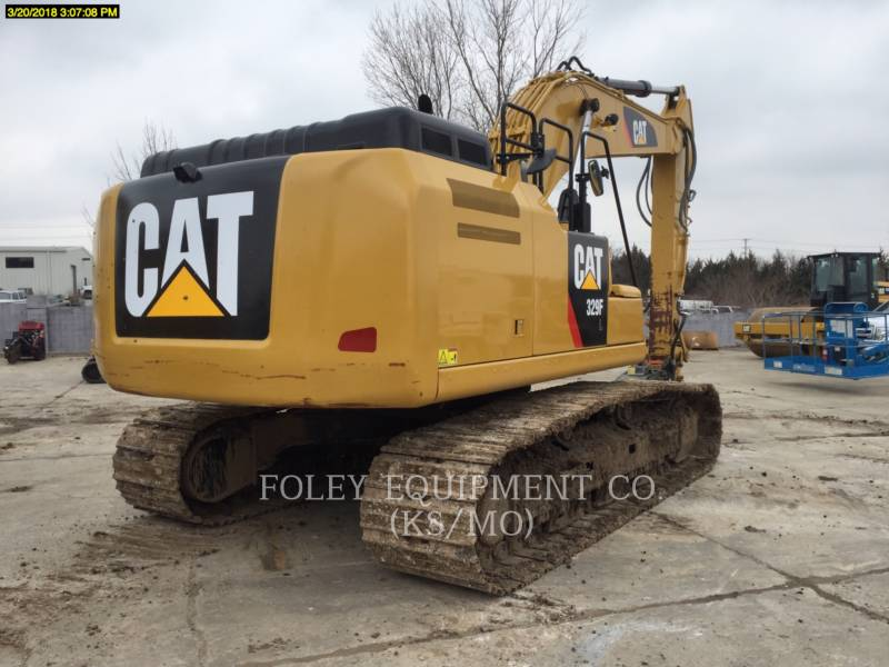 CATERPILLAR TRACK EXCAVATORS 329FL10 equipment  photo 4