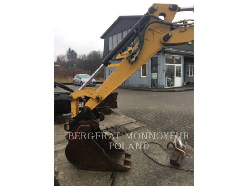 CATERPILLAR TRACK EXCAVATORS 305D CR equipment  photo 14