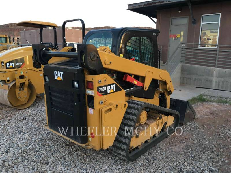 CATERPILLAR CHARGEURS TOUT TERRAIN 249D C3-H2 equipment  photo 6