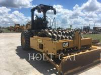Equipment photo CATERPILLAR CP56B TAMBOR ÚNICO VIBRATORIO ASFALTO 1