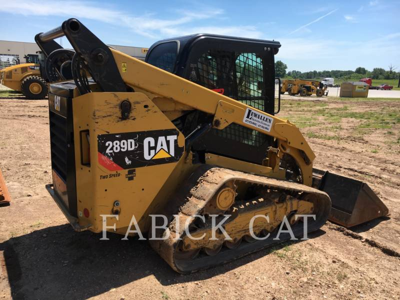 CATERPILLAR CHARGEURS TOUT TERRAIN 289D C3H2 equipment  photo 4