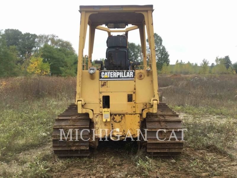 CATERPILLAR TRACK TYPE TRACTORS D4CIIILGP equipment  photo 5