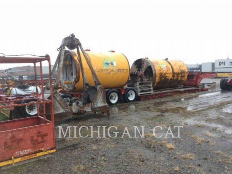 TALBERT TRAILERS 75 TON equipment  photo 3