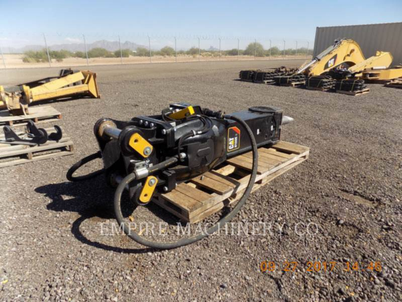 CATERPILLAR МАССА - МОЛОТ H120ES equipment  photo 4