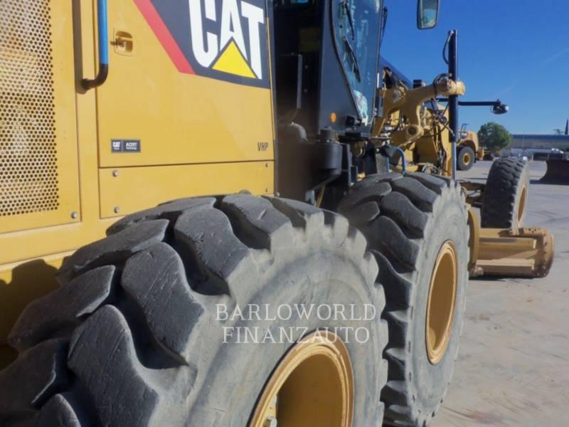 CATERPILLAR MOTONIVELADORAS 14M equipment  photo 7
