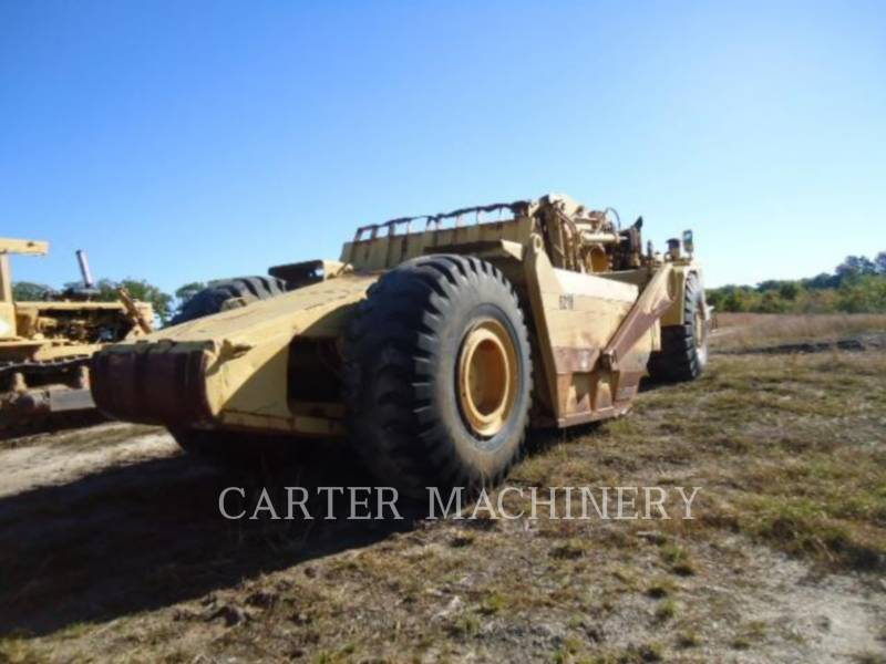 Caterpillar TRACTOARE-SCREPERE CU ROŢI 621B equipment  photo 3
