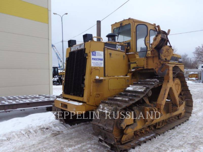 CATERPILLAR TRACTEURS POSE-CANALISATIONS 572R equipment  photo 1