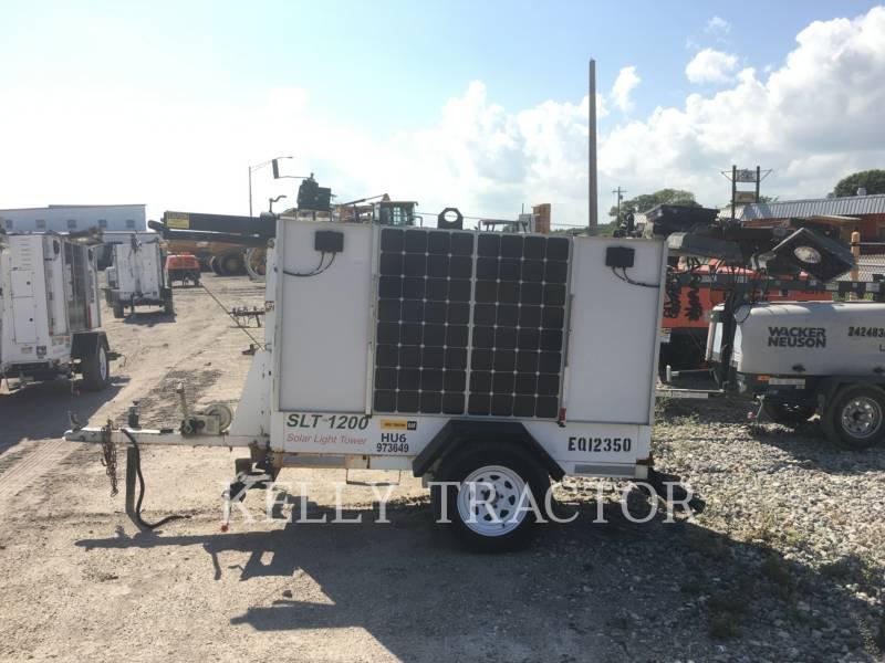 PROGRESS SOLAR SOLUTIONS TORRE DE ALUMBRADO SLT1200-PSS equipment  photo 2