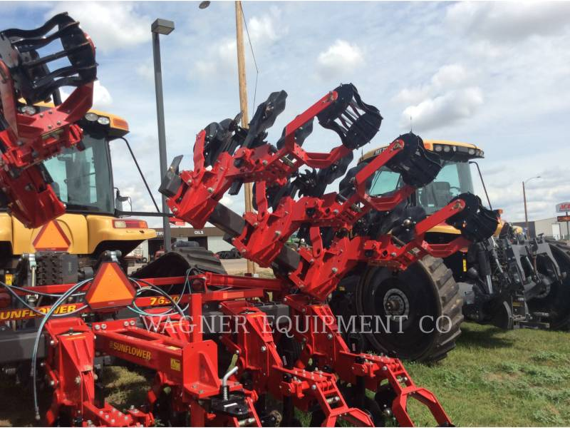SUNFLOWER MFG. COMPANY APPARECCHIATURE PER COLTIVAZIONE TERRENI SF7630-30 equipment  photo 10