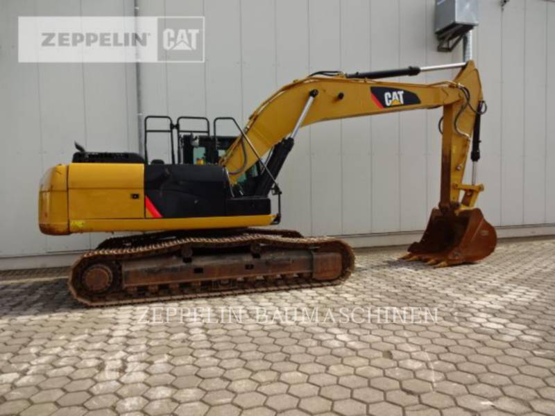 CATERPILLAR EXCAVADORAS DE CADENAS 330D2L equipment  photo 7