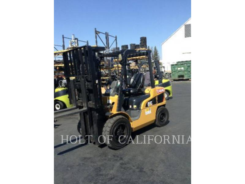 CATERPILLAR MITSUBISHI FORKLIFTS P6000-D equipment  photo 1