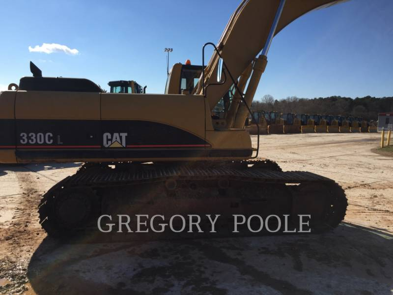 CATERPILLAR TRACK EXCAVATORS 330C L equipment  photo 5