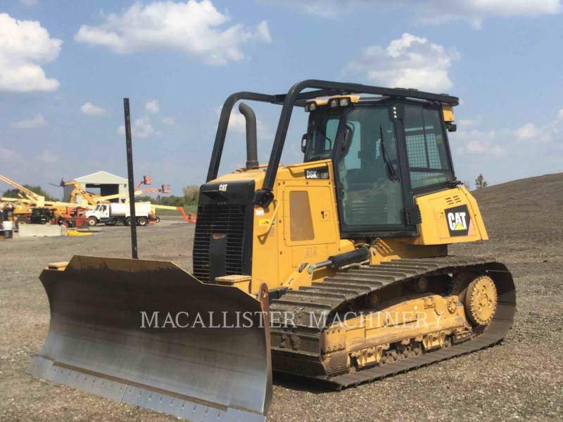 CATERPILLAR TRACTEURS SUR CHAINES D6K LGP equipment  photo 1