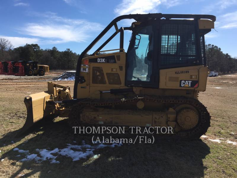 CATERPILLAR TRACK TYPE TRACTORS D3K2 equipment  photo 7