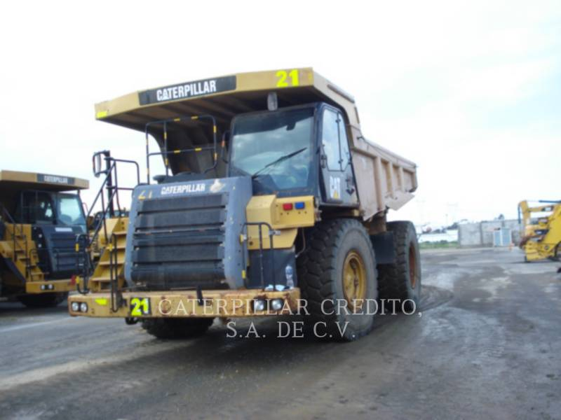 CATERPILLAR 鉱業用ダンプ・トラック 773F equipment  photo 1