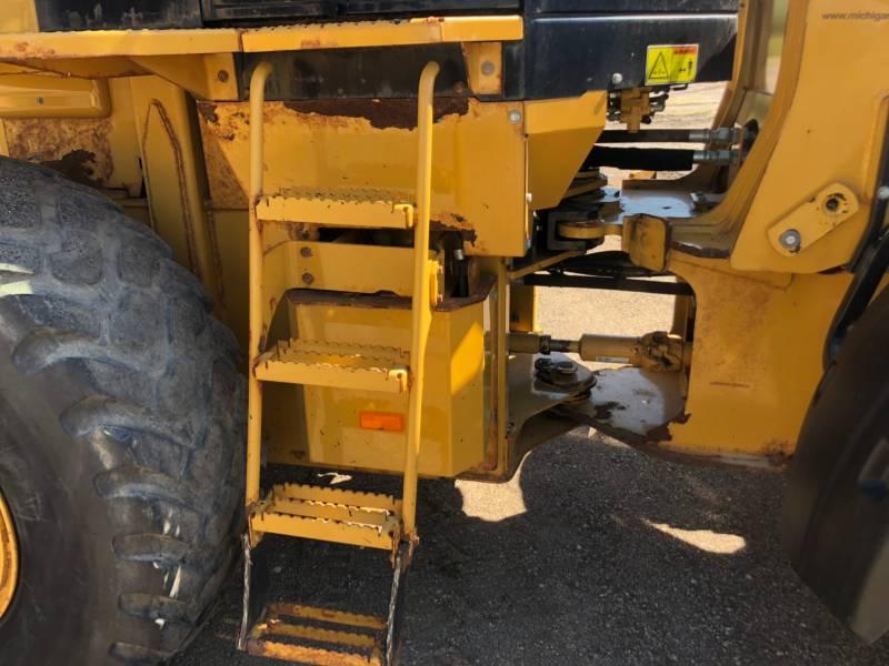 CATERPILLAR RADLADER/INDUSTRIE-RADLADER 924HZ equipment  photo 10