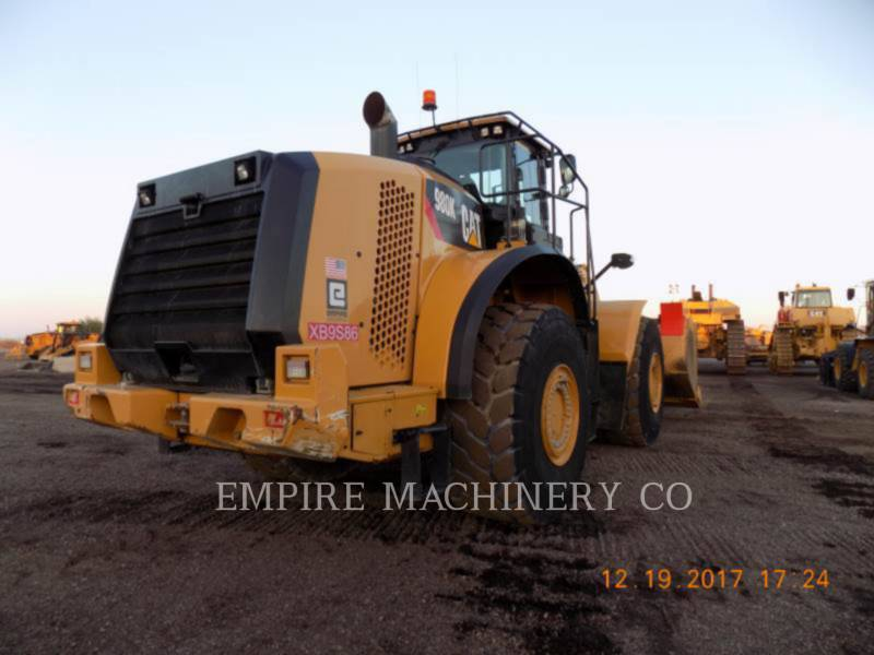 CATERPILLAR WHEEL LOADERS/INTEGRATED TOOLCARRIERS 980K AOC equipment  photo 2