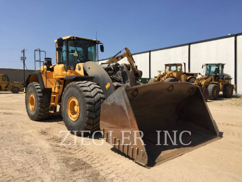 VOLVO CONSTRUCTION EQUIPMENT WHEEL LOADERS/INTEGRATED TOOLCARRIERS L250G equipment  photo 1