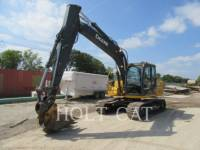 DEERE & CO. KETTEN-HYDRAULIKBAGGER 120D equipment  photo 1