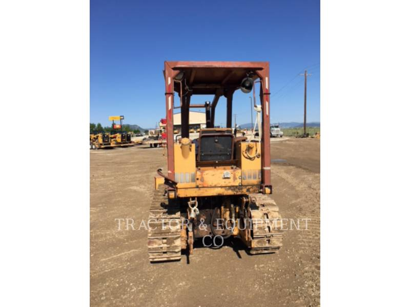 CASE TRACK TYPE TRACTORS 450C equipment  photo 2