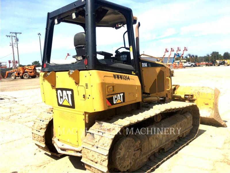CATERPILLAR TRACTEURS SUR CHAINES D5KXL equipment  photo 3