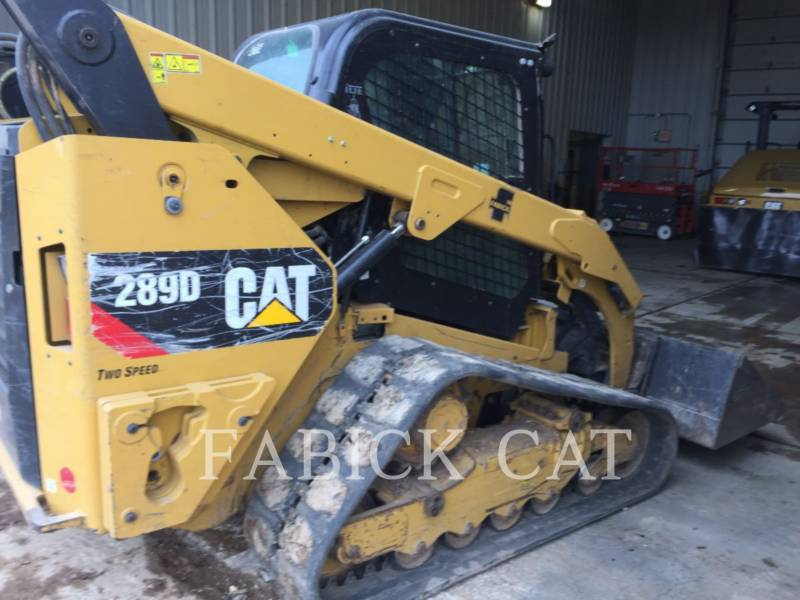 CATERPILLAR CHARGEURS TOUT TERRAIN 289D C3H2 equipment  photo 2