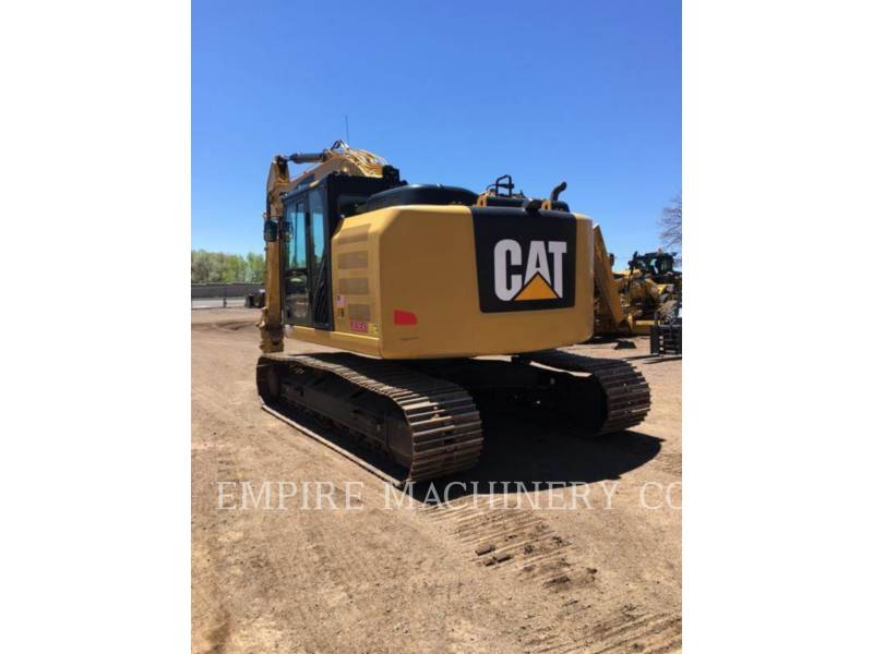 CATERPILLAR トラック油圧ショベル 320E LRR equipment  photo 3