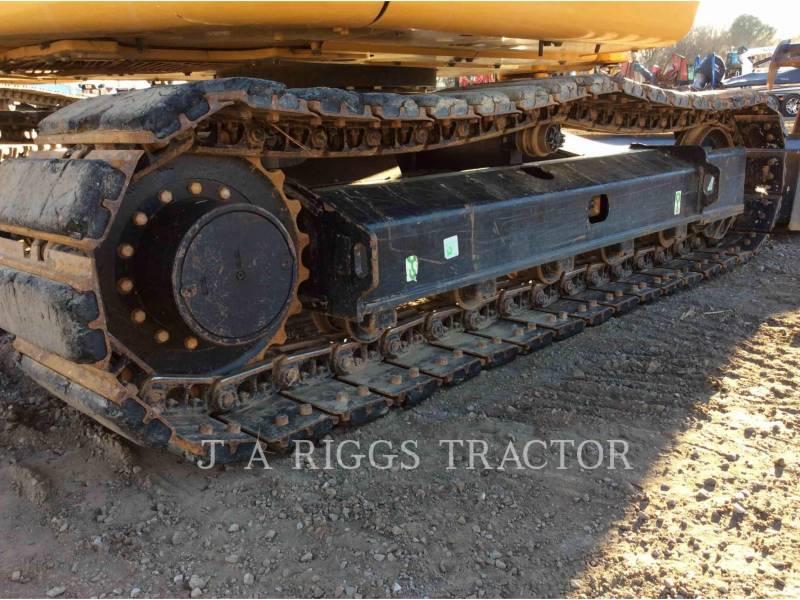 CATERPILLAR KETTEN-HYDRAULIKBAGGER 308E equipment  photo 13