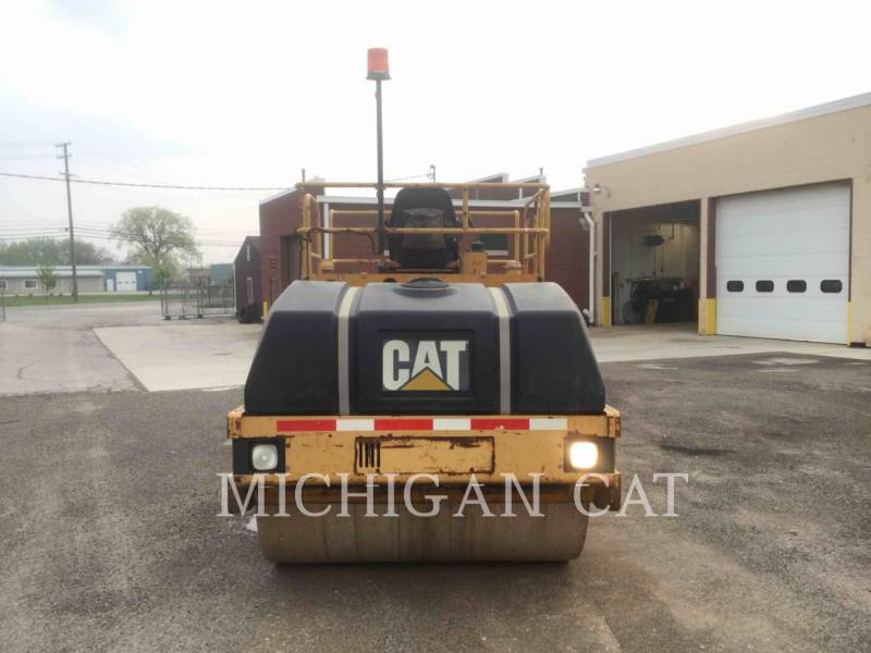 CATERPILLAR TAMBOR DOBLE VIBRATORIO ASFALTO CB-534C equipment  photo 3