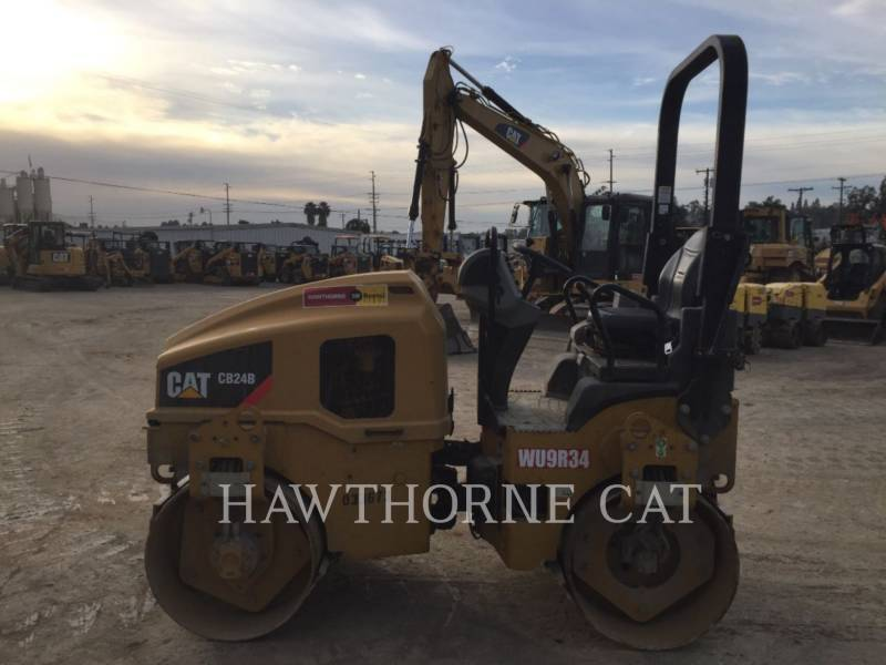 CATERPILLAR WALCE CB24B equipment  photo 3