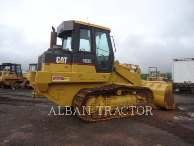 CATERPILLAR CARGADORES DE CADENAS 963CLGP equipment  photo 1