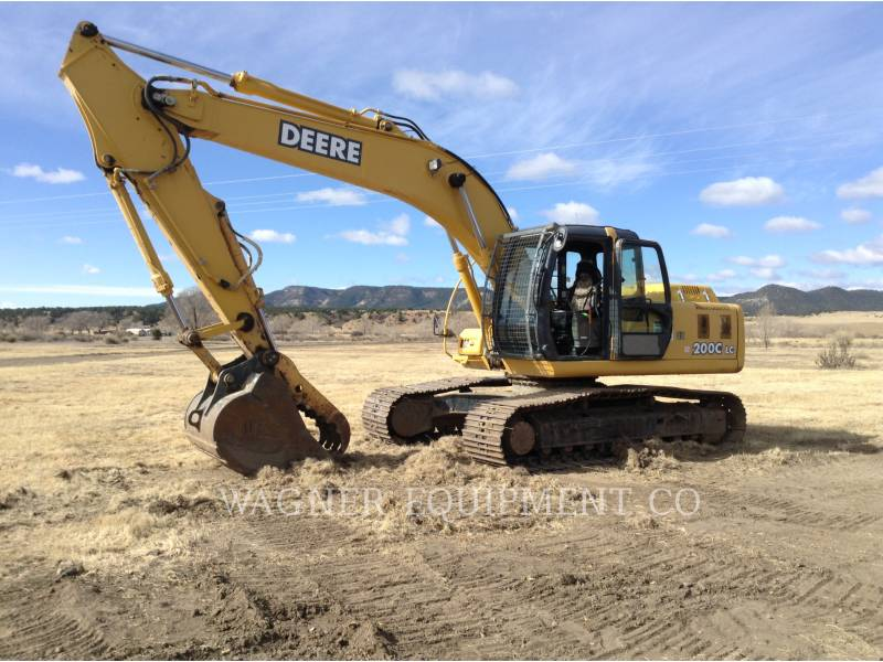 DEERE & CO. EXCAVADORAS DE CADENAS 200C equipment  photo 1