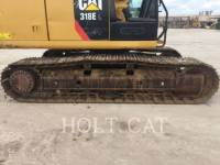 CATERPILLAR 履带式挖掘机 318EL equipment  photo 11