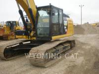 CATERPILLAR KOPARKI GĄSIENICOWE 329EL equipment  photo 1