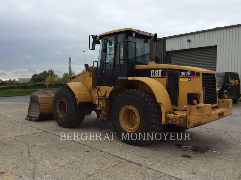 CATERPILLAR CARGADORES DE RUEDAS 962G equipment  photo 11