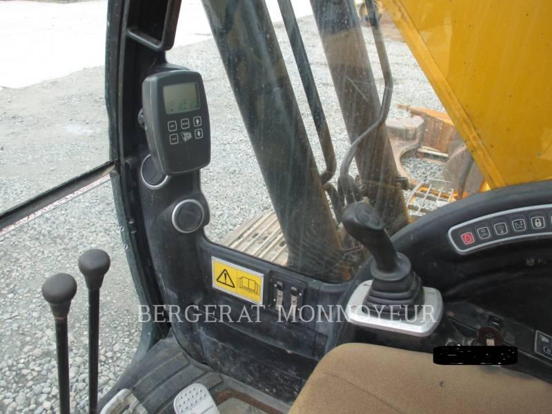 JCB EXCAVADORAS DE CADENAS JS160 equipment  photo 7