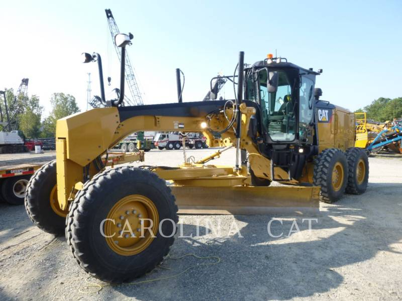 CATERPILLAR MOTOR GRADERS 12M2 equipment  photo 1