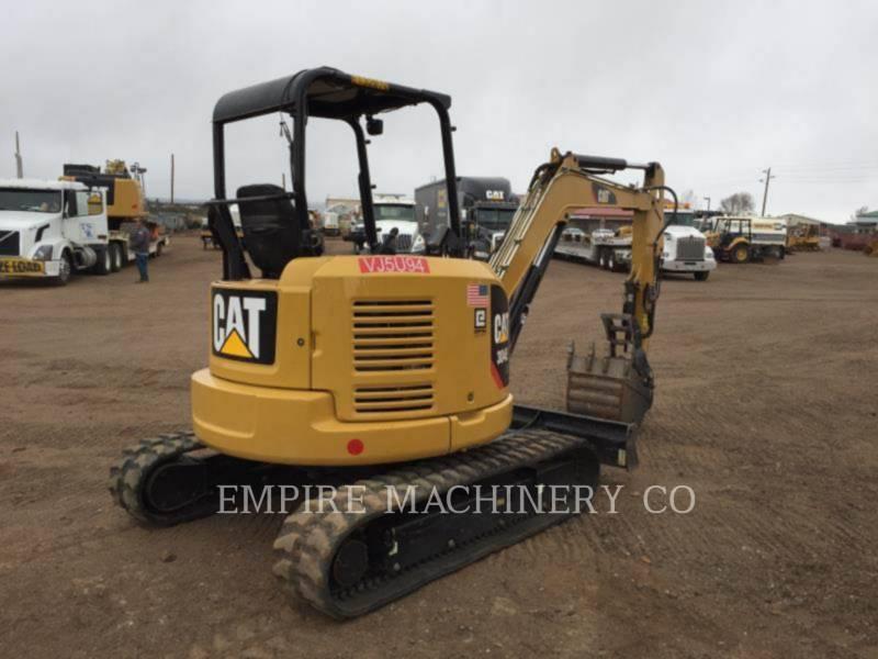 CATERPILLAR トラック油圧ショベル 304E2 ORTH equipment  photo 4