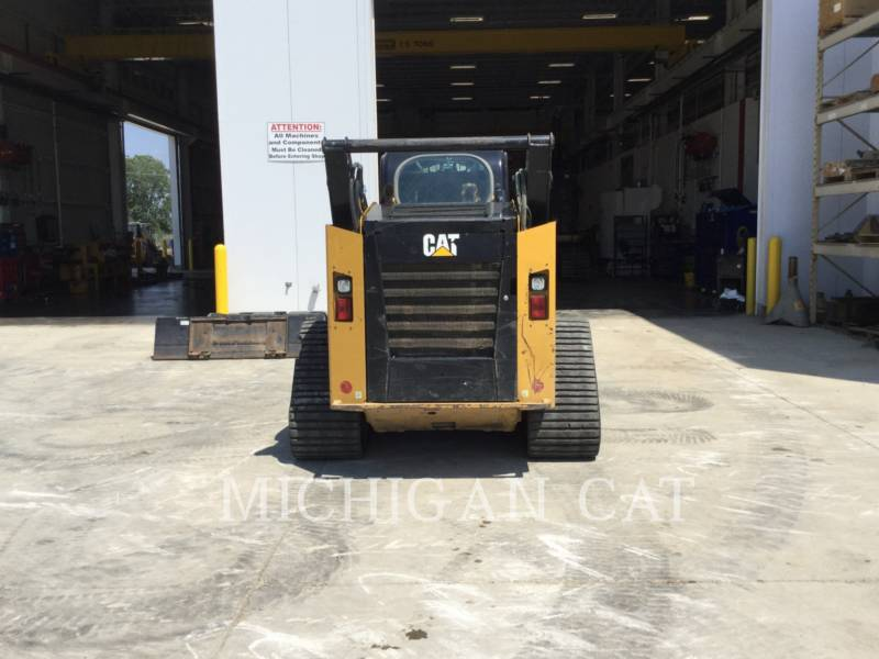 CATERPILLAR CARGADORES MULTITERRENO 287D AQ equipment  photo 10