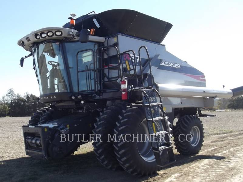 GLEANER COMBINADOS S67 equipment  photo 1