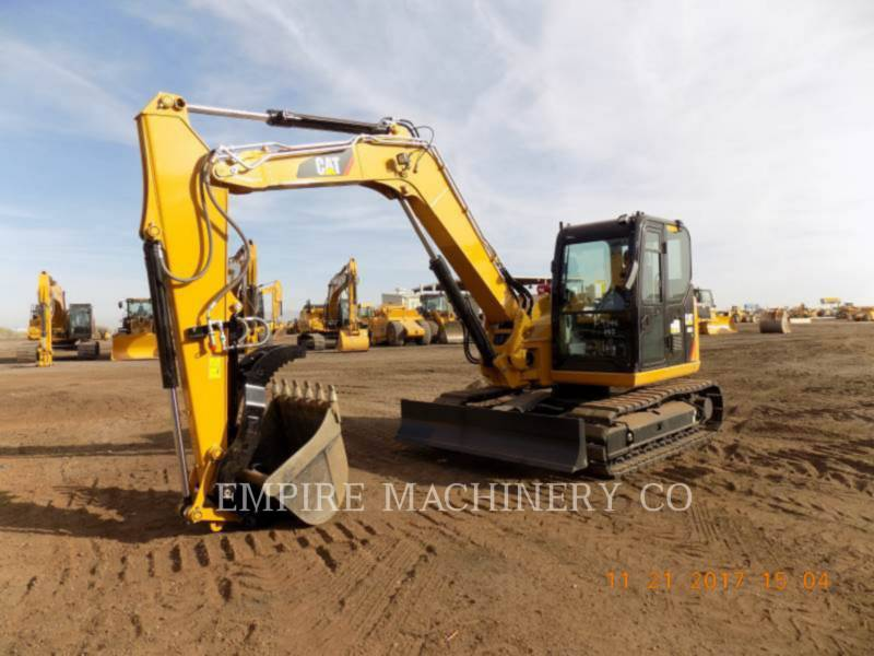 CATERPILLAR PELLES SUR CHAINES 308E2 SB equipment  photo 4
