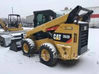 CATERPILLAR スキッド・ステア・ローダ 262D C3-H2 equipment  photo 6
